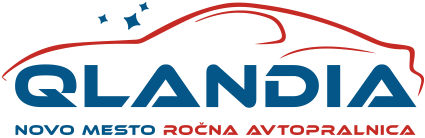 Avtopralnica Qlandia Novo mesto Logo